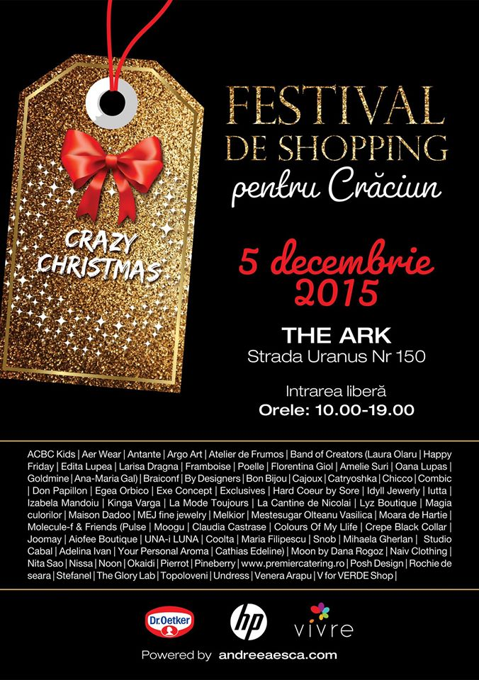 crazy christmas la the ark