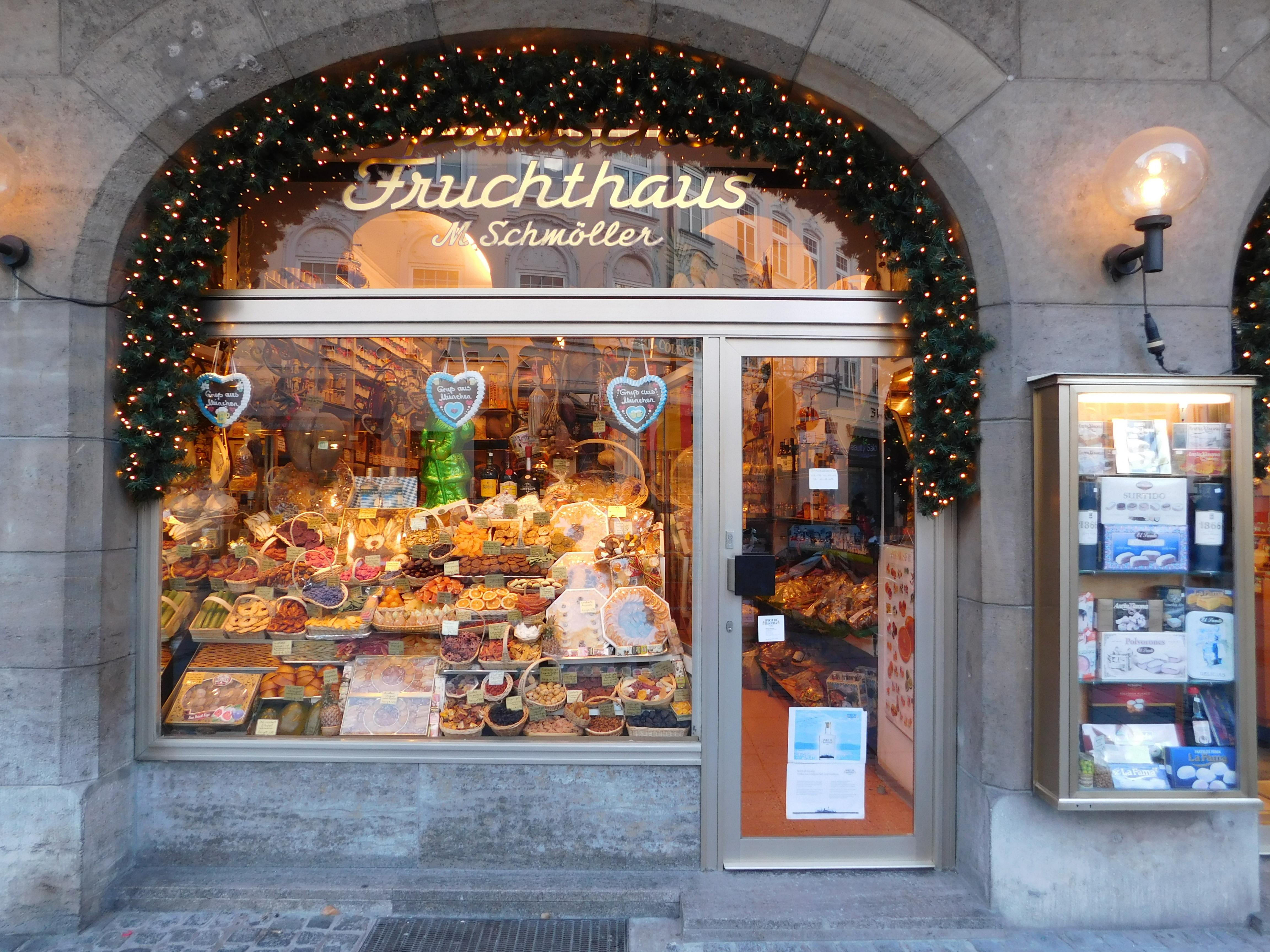 candy shop in munchen