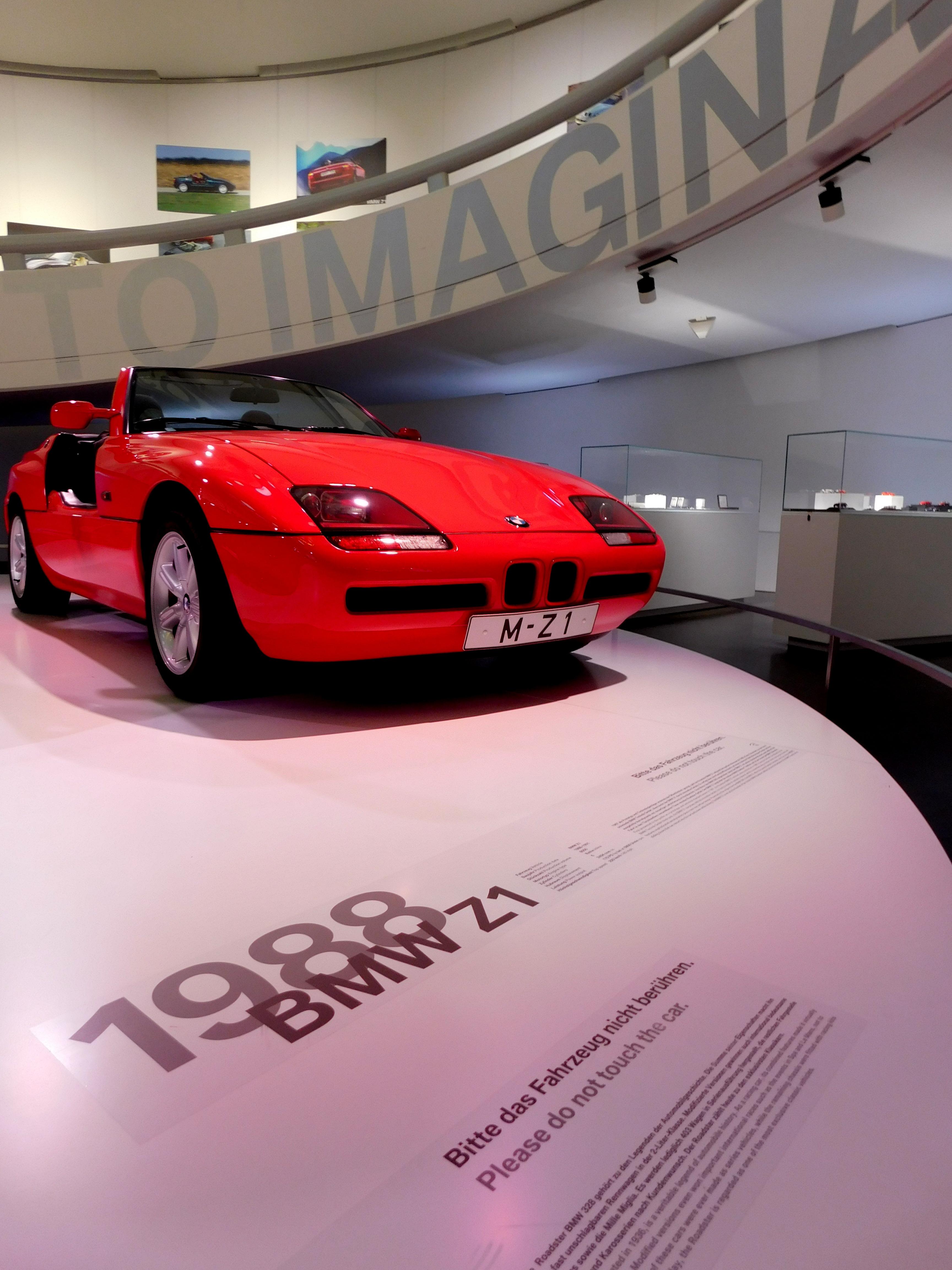 BMW DIN 1988
