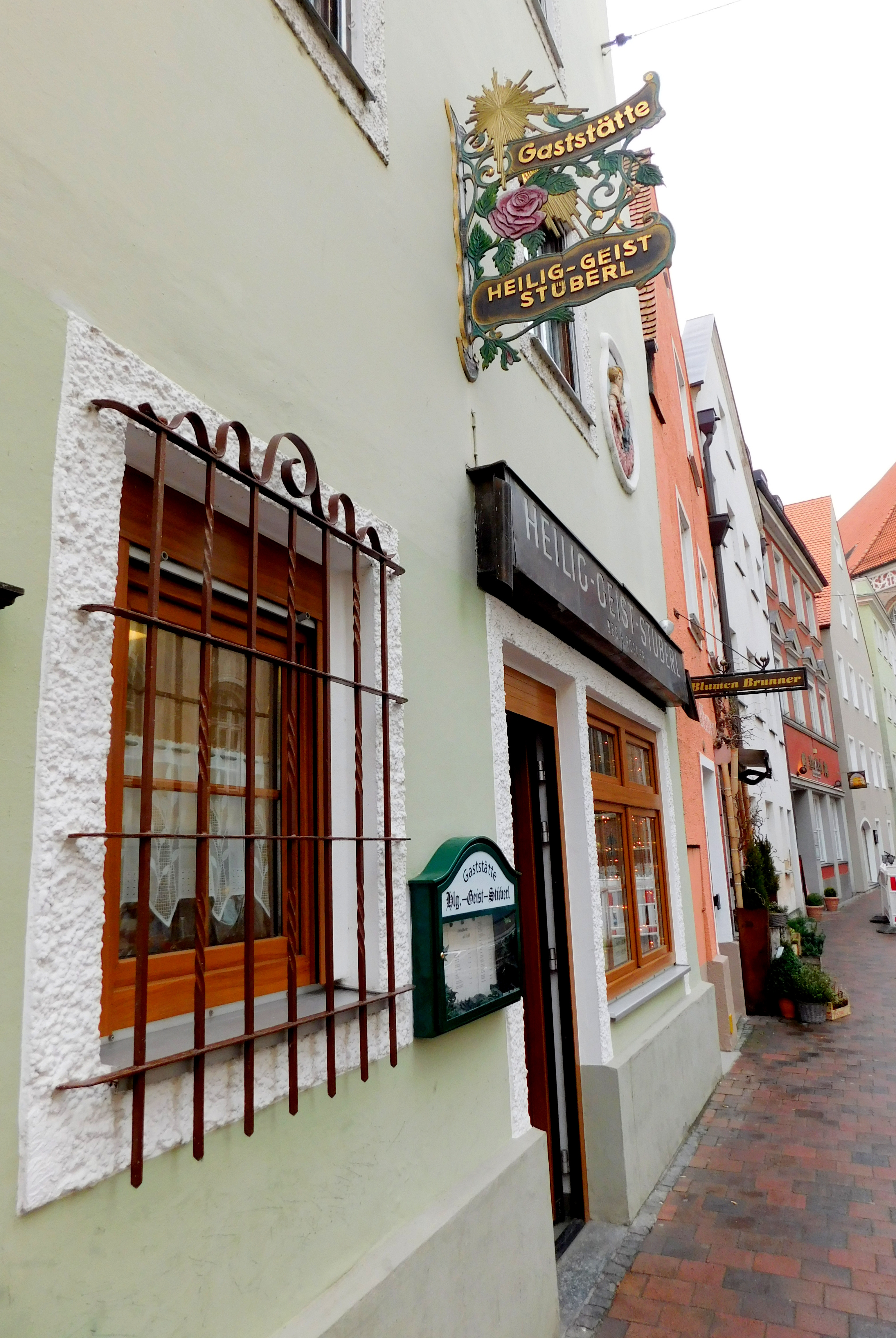 unde sa mananci in Landshut