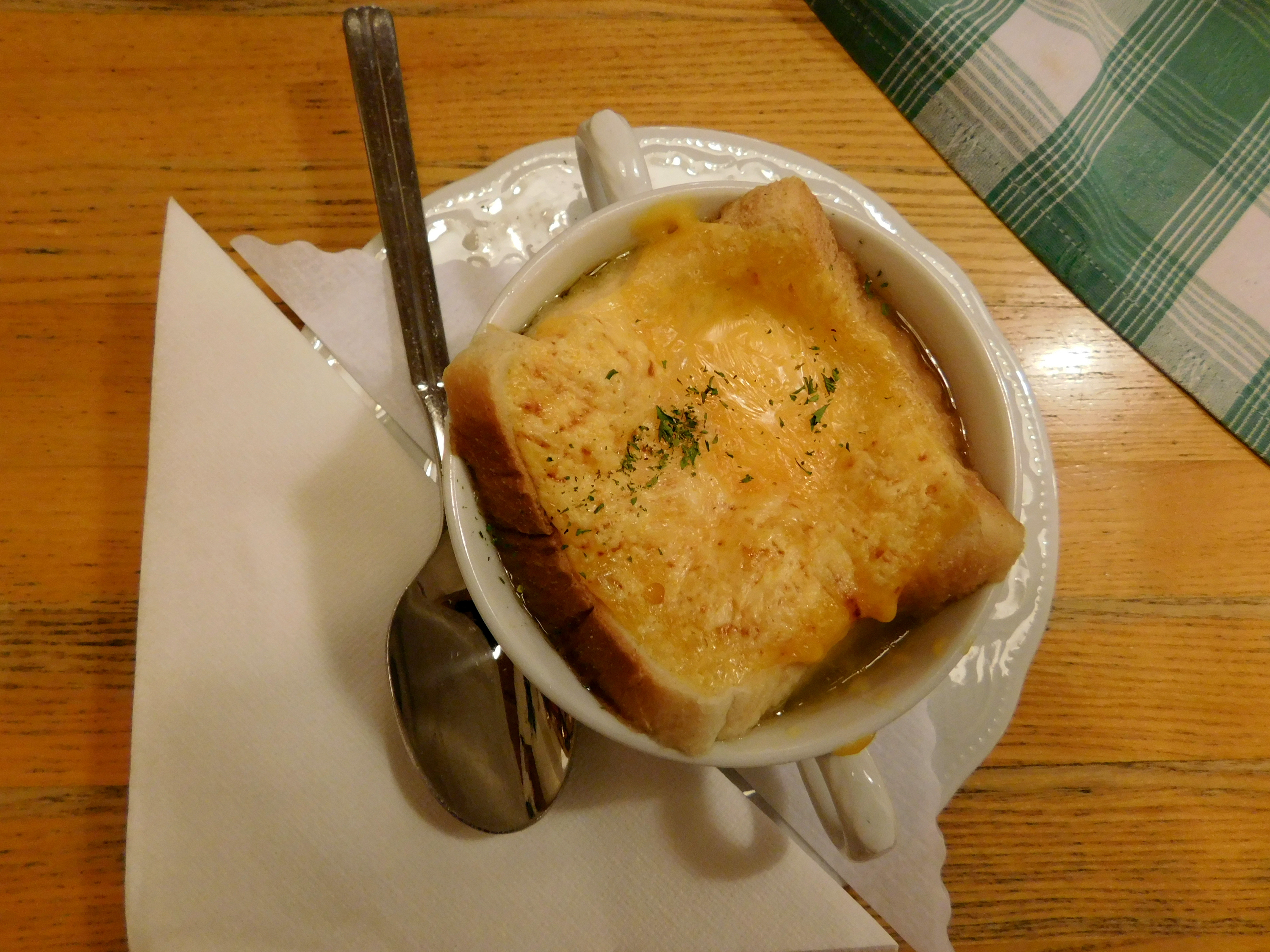 supa de ceapa - bavaria