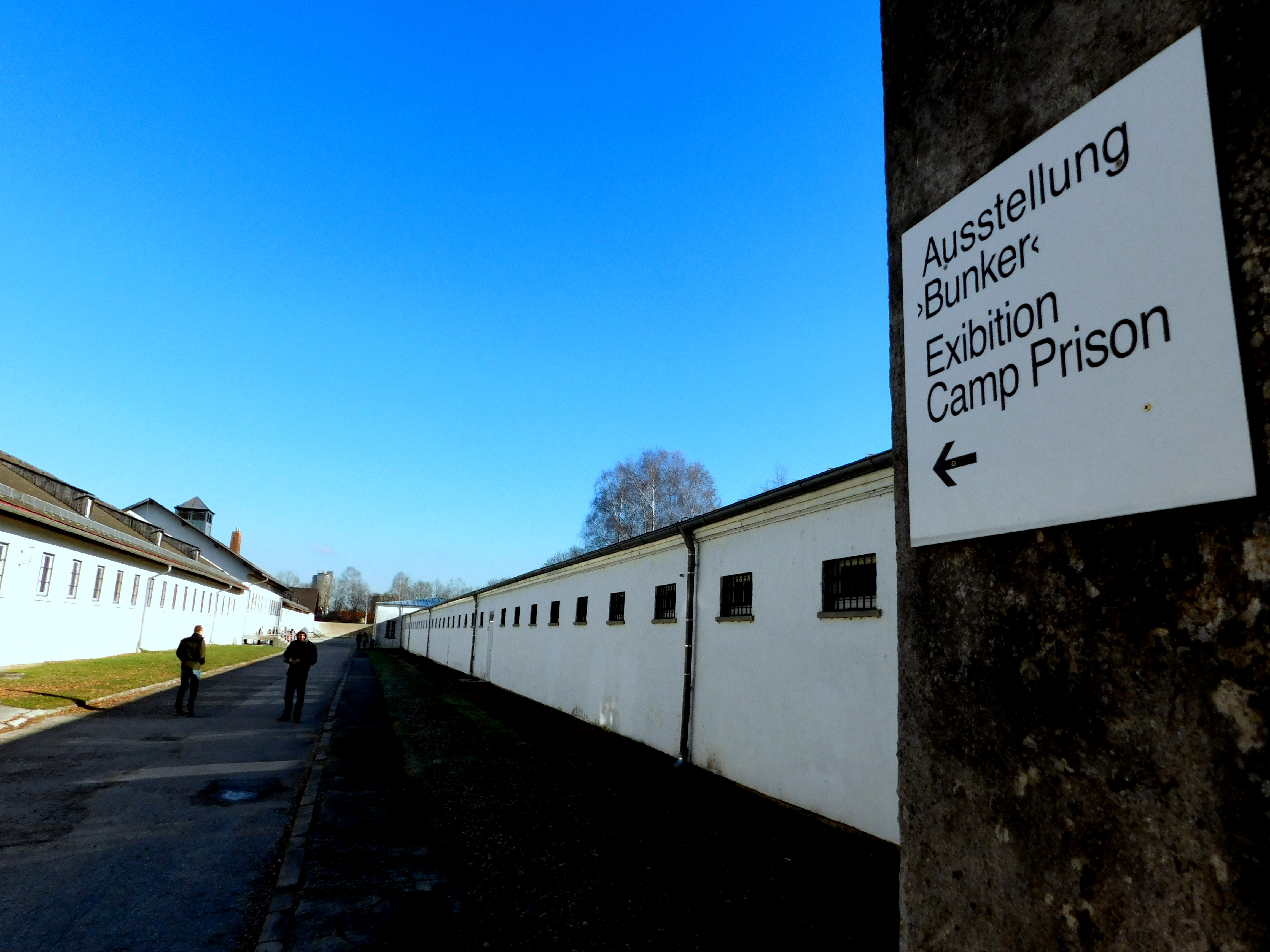prison camp dachau