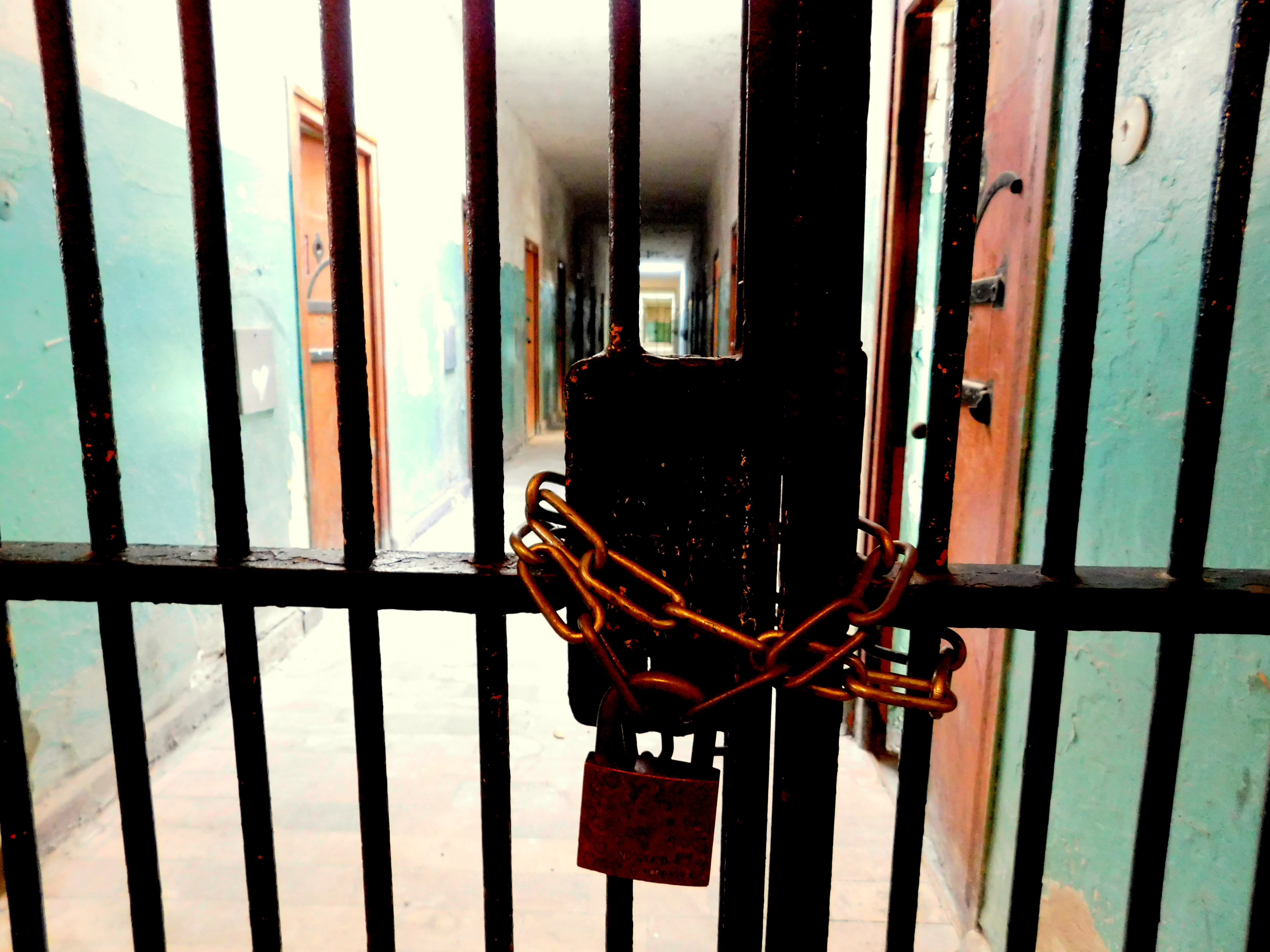 dachau prison