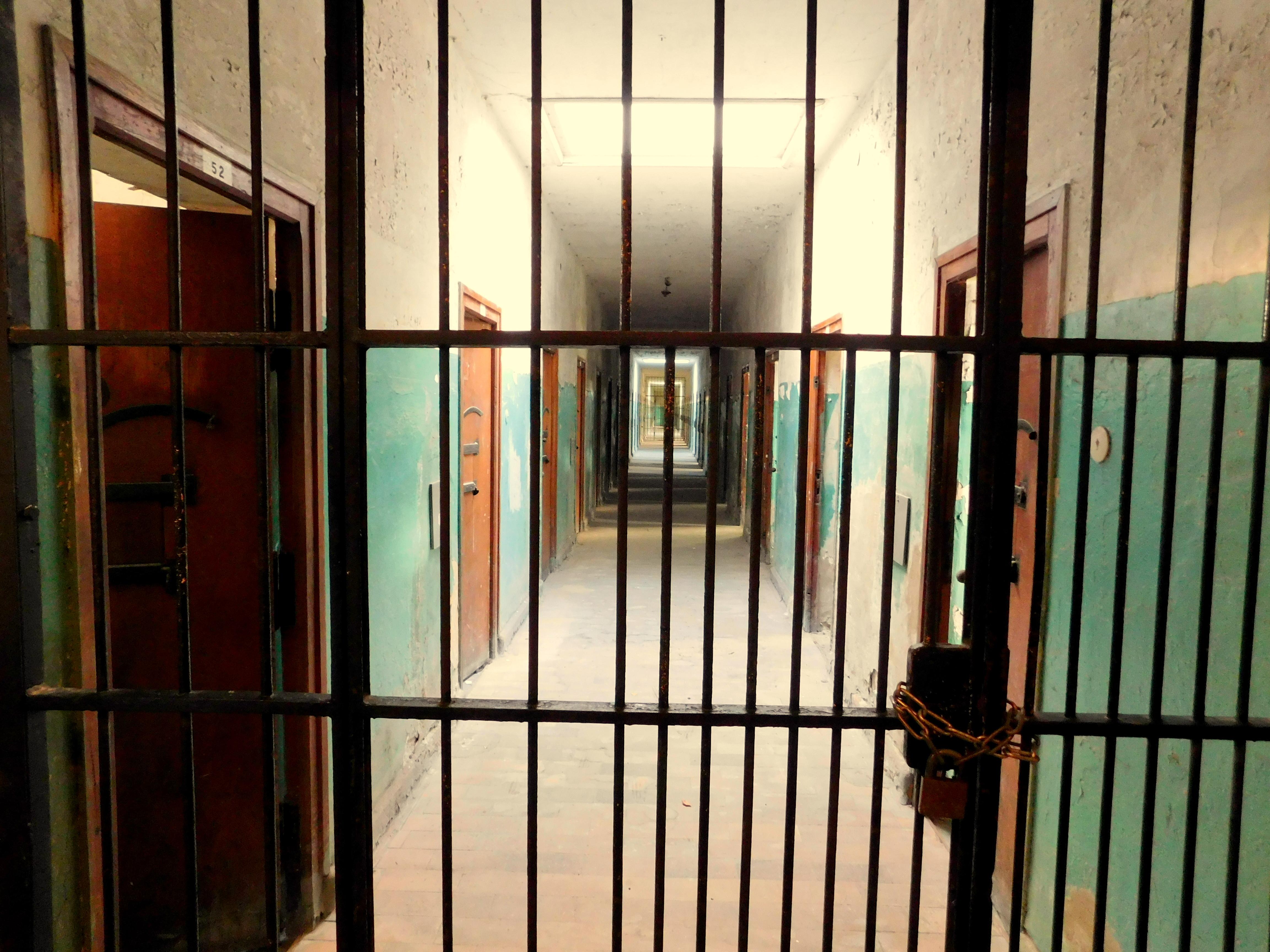 prison dachau