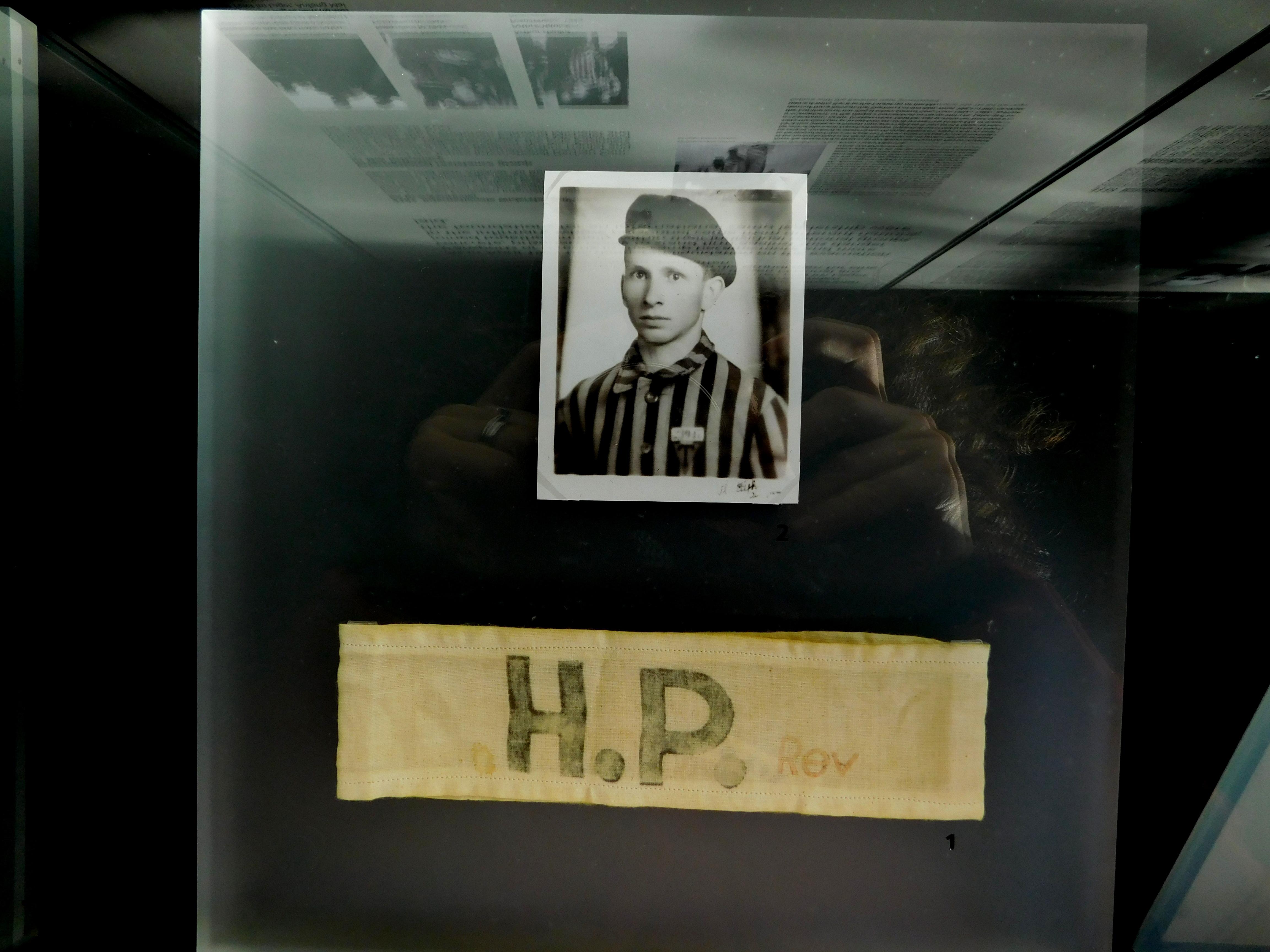 Dachau prisoner