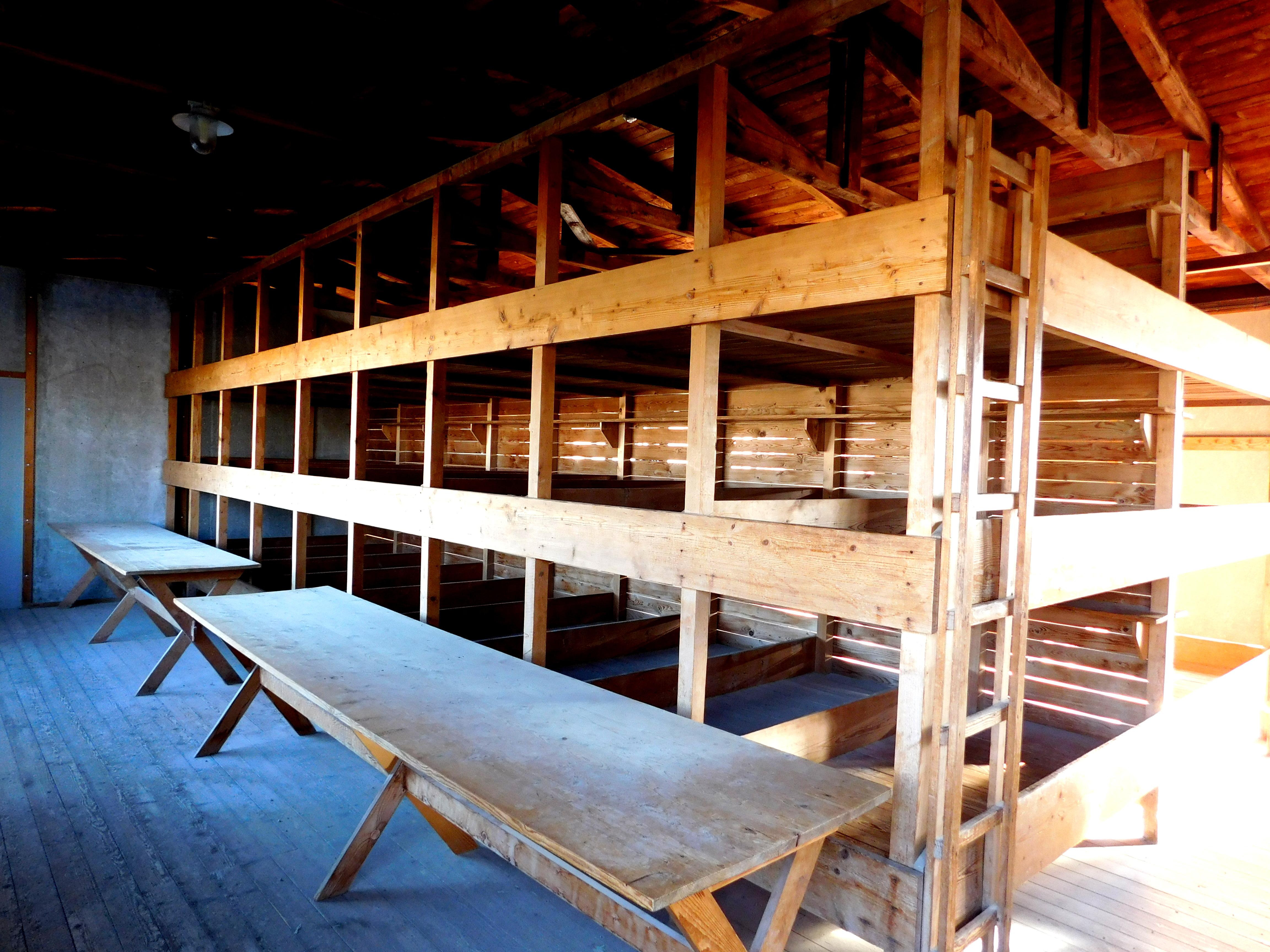Dachau rooms