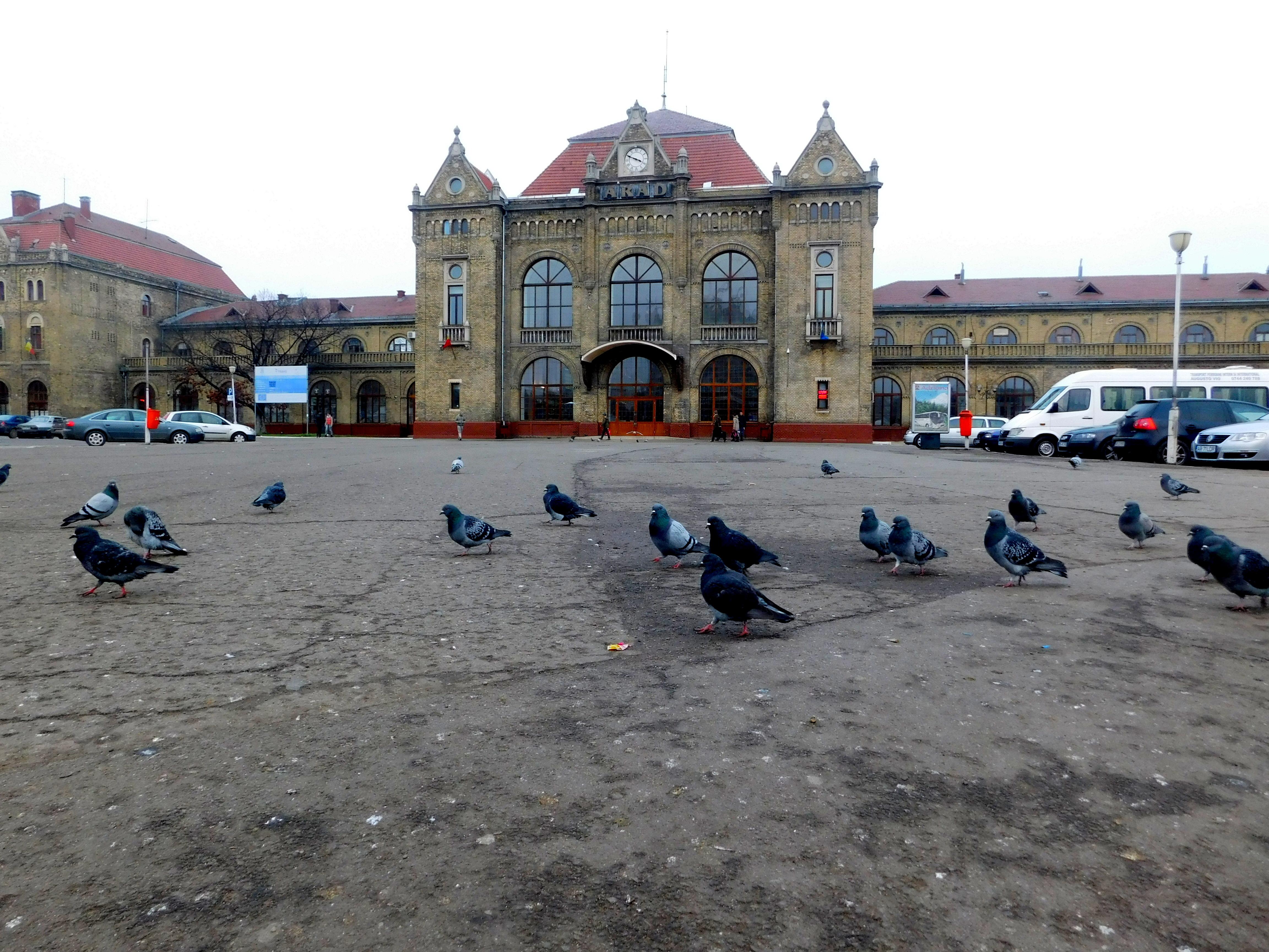 cea mai modernă Gară din România