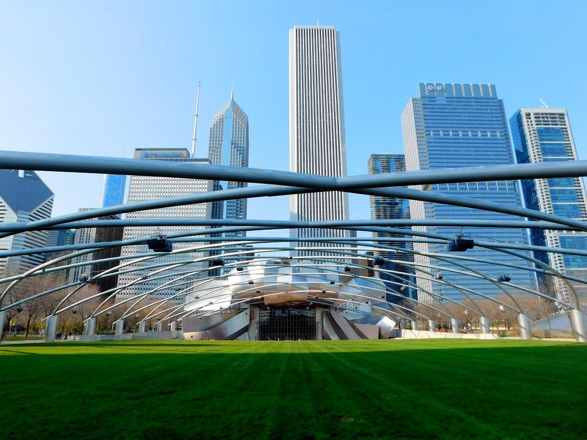 Milenium Park - Chicago