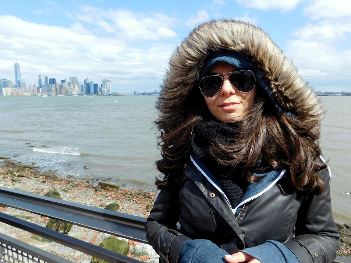 Iulia Ionescu NYC