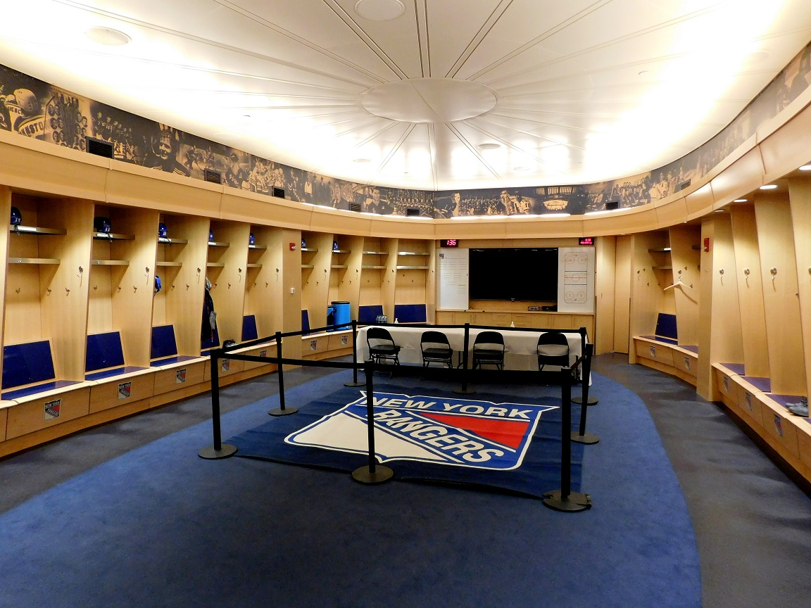 vestiar New York Rangers