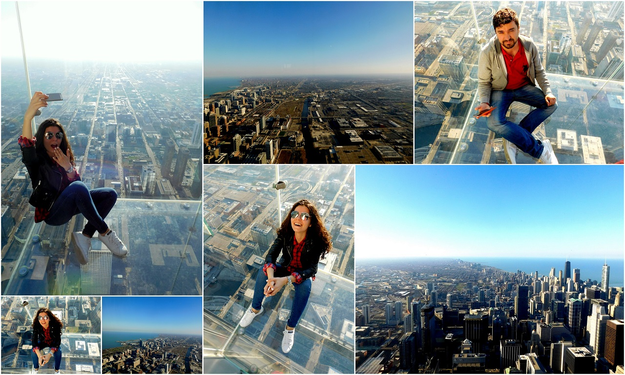 chicago skydeck pictures
