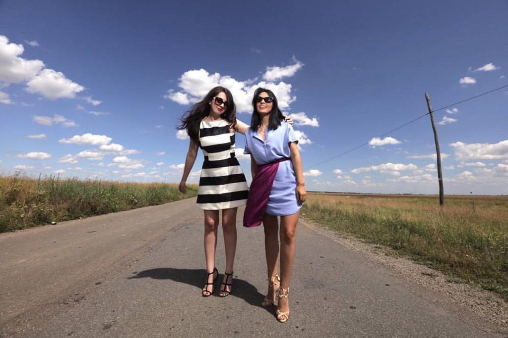 Adelina Bortan și Raluca Elena Cristea