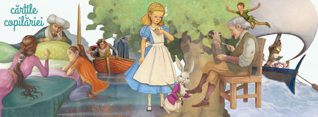 Cărțile copilăriei - Asociația Curtea Veche