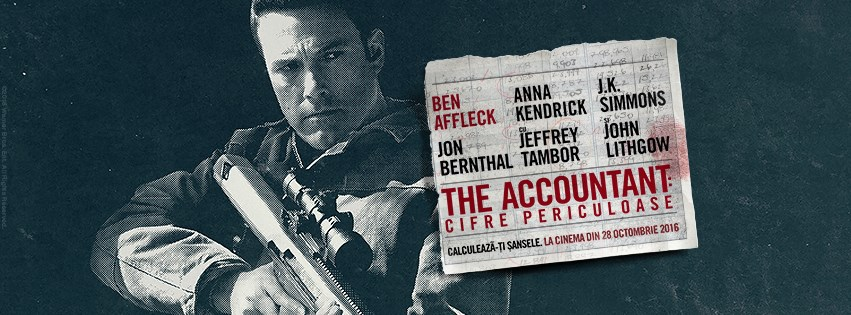 Ben Affleck - The Accountant