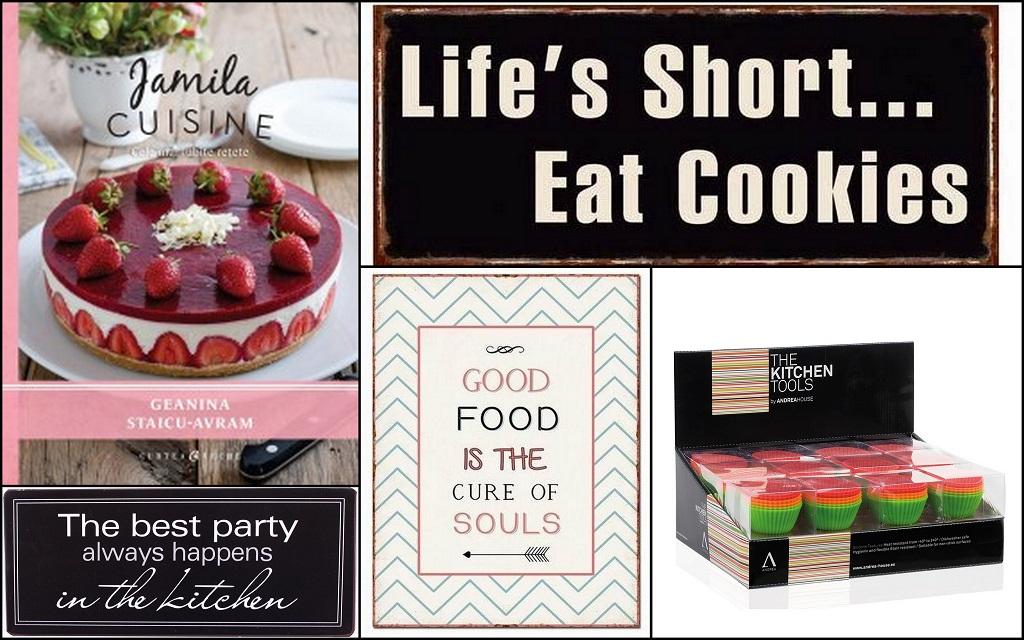 cadouri pentru cei pasionati de cooking